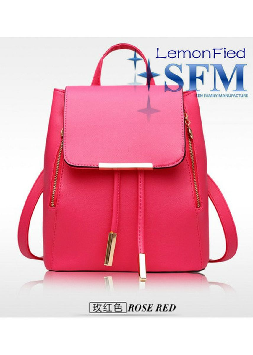 Multi color Backpacks . High Quality PU Leather Women's Backpack -