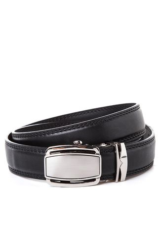 Black color Belts . MJ by McJim Auto Lock Belt -