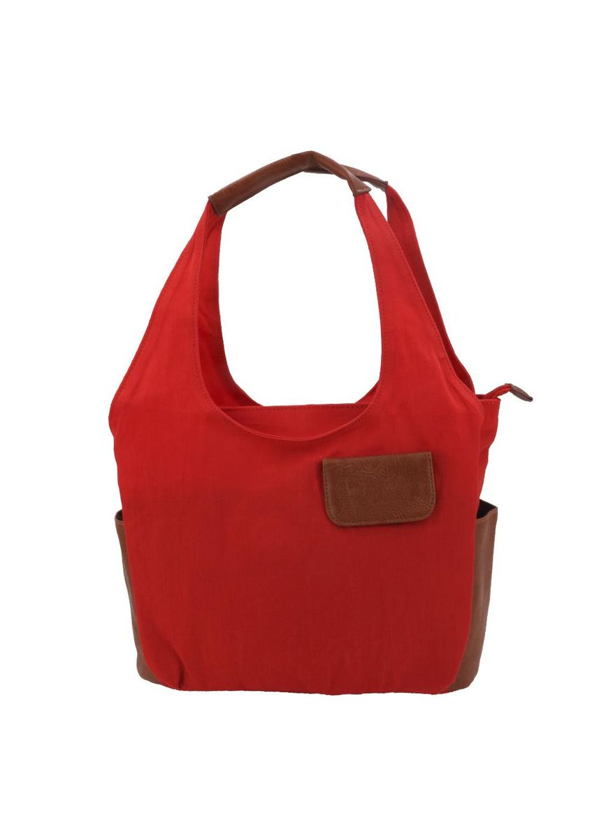 Red color Hand Bags . Zahi Fashion Ladies Casual Shoulder Bag -