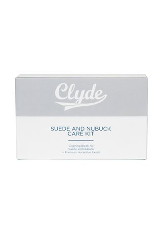 No Color color Polishes & Cleaners . Clyde Suede and Nubuck Care Kit -