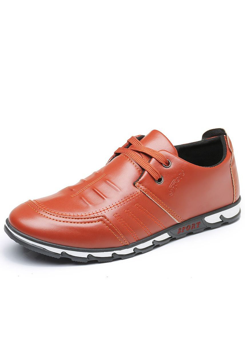 Brown color Casual Shoes . Men's Office Casual Shoes -