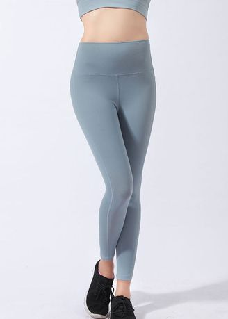 142ea426eb1278 Women's Motion Tight-Fitting Solid Color Fitness Stretch Hip Yoga ...