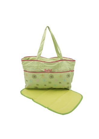 Sling Bags . Baby Stuff Carrier Multifunction  Fashion Diaper Nursery Bags Baby Bag (Floral Design) Women's Bag -