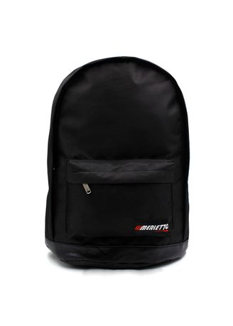 Black color Backpacks . Digisoria Merletto Casual Backpack -