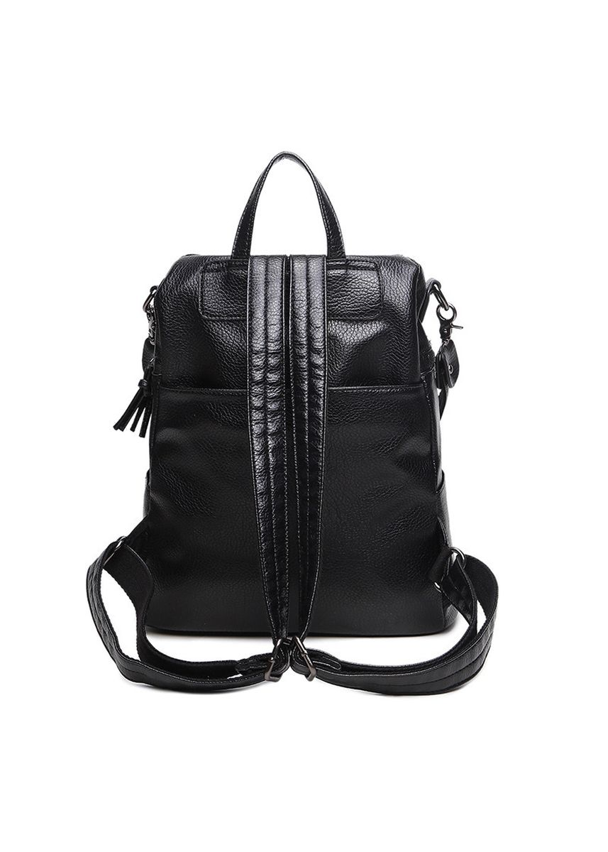 Black color Backpacks . New Lychee Pattern Leisure Fashion Female Bag Student Backpack -