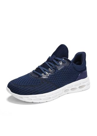 Sports Shoes . Breathable Men's Sneakers Walking Running Shoes Fashion -