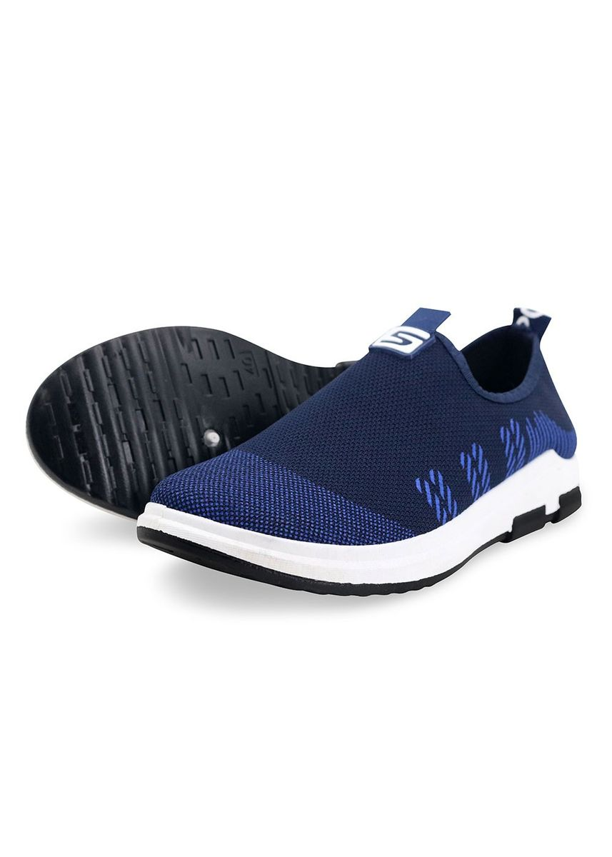 Blue color Casual Shoes . Tanggo Men's Slip On Sneakers -