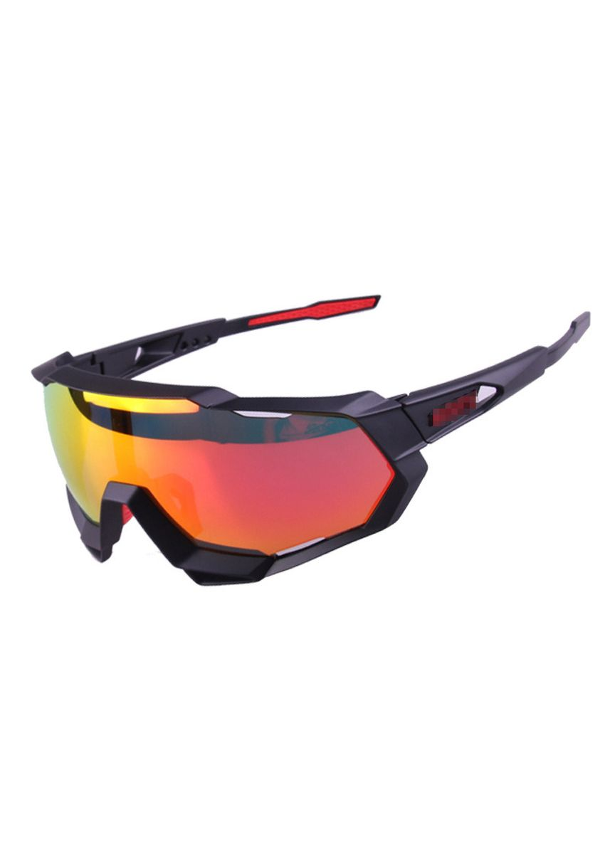 Red color Sports Accessories . Running Glasses Riding Outdoor Sports Tour De France Mountain Bike -