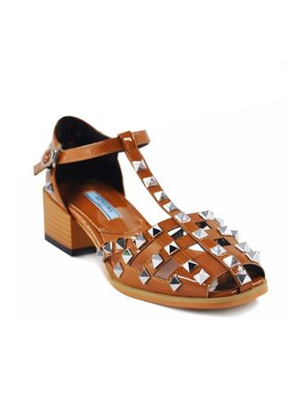 Brown color Sandals and Slippers . Khoee Fashion Women's Leather Sandals  -