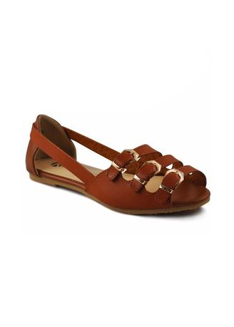 Brown color Sandals and Slippers . Khoee Fashion Sandals For Women -