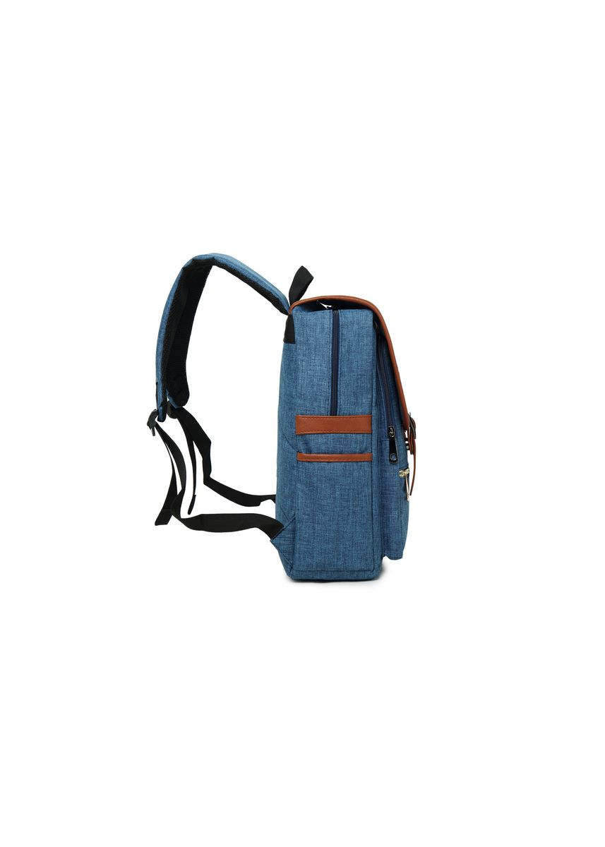 Blue color Backpacks . Oxford Backpack  Femald and Male Student Bag Ladies Sports Outdoor Trend -
