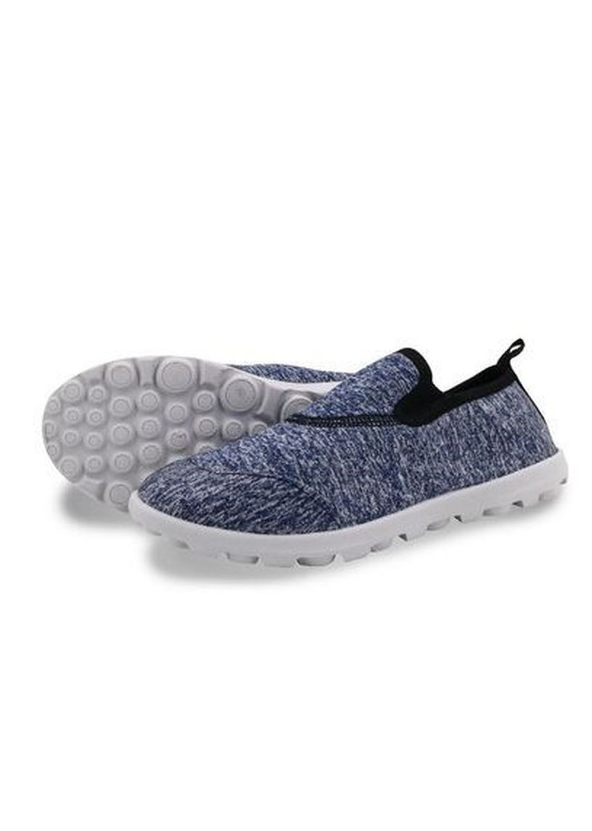 Blue color Casual Shoes . Tanggo Women's Fashion Slip On Shoes -