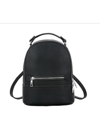 Black color Backpacks . Wild lady backpack -