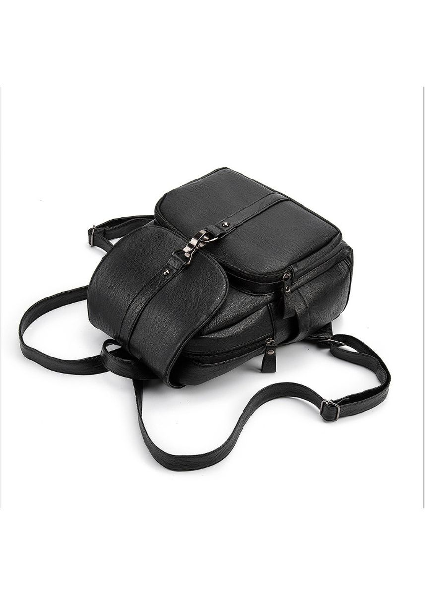 Black color Backpacks . Fashion casual wild -