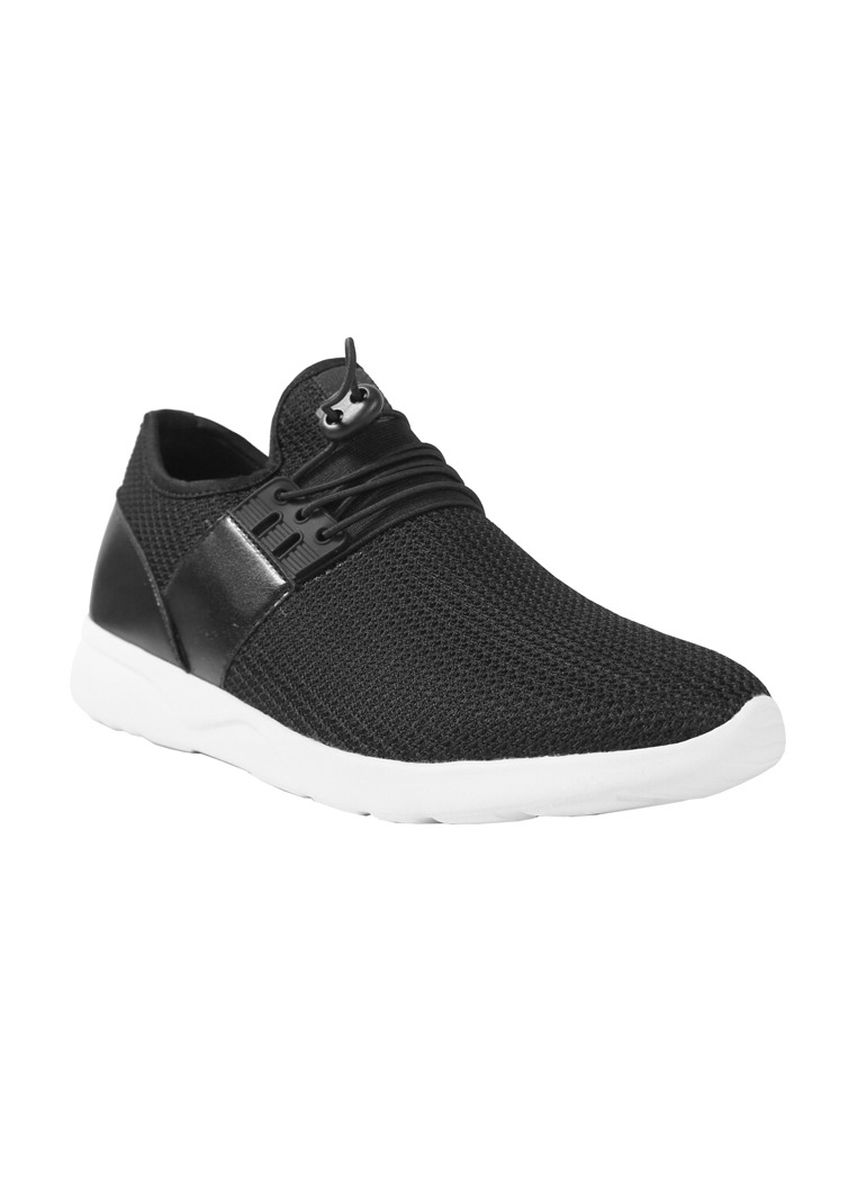 Black color Casual Shoes . Jackson Dome 2JK Black -
