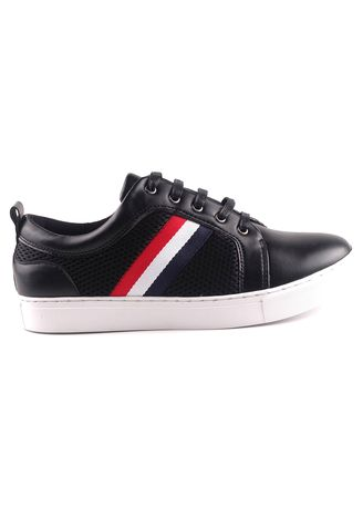 Black color Casual Shoes . Jackson Rush 1JA -