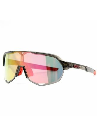 Red color  . One Hundred Percent Sports Bike Sunglasses -