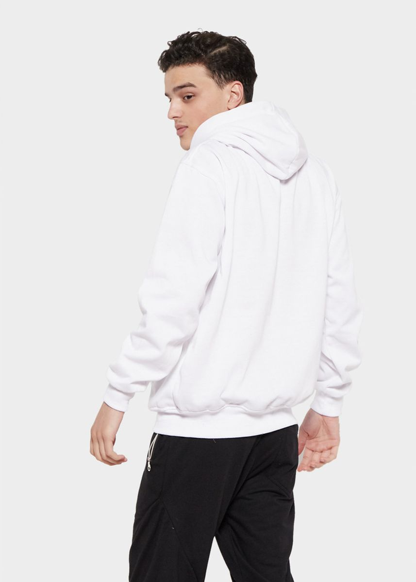 White color Sweaters . HOODIE Basic Sweater Hoodie Polos -