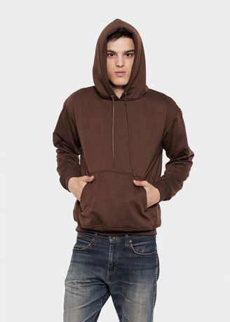 Brown color Sweaters . HOODIE Basic Sweater Hoodie Polos -