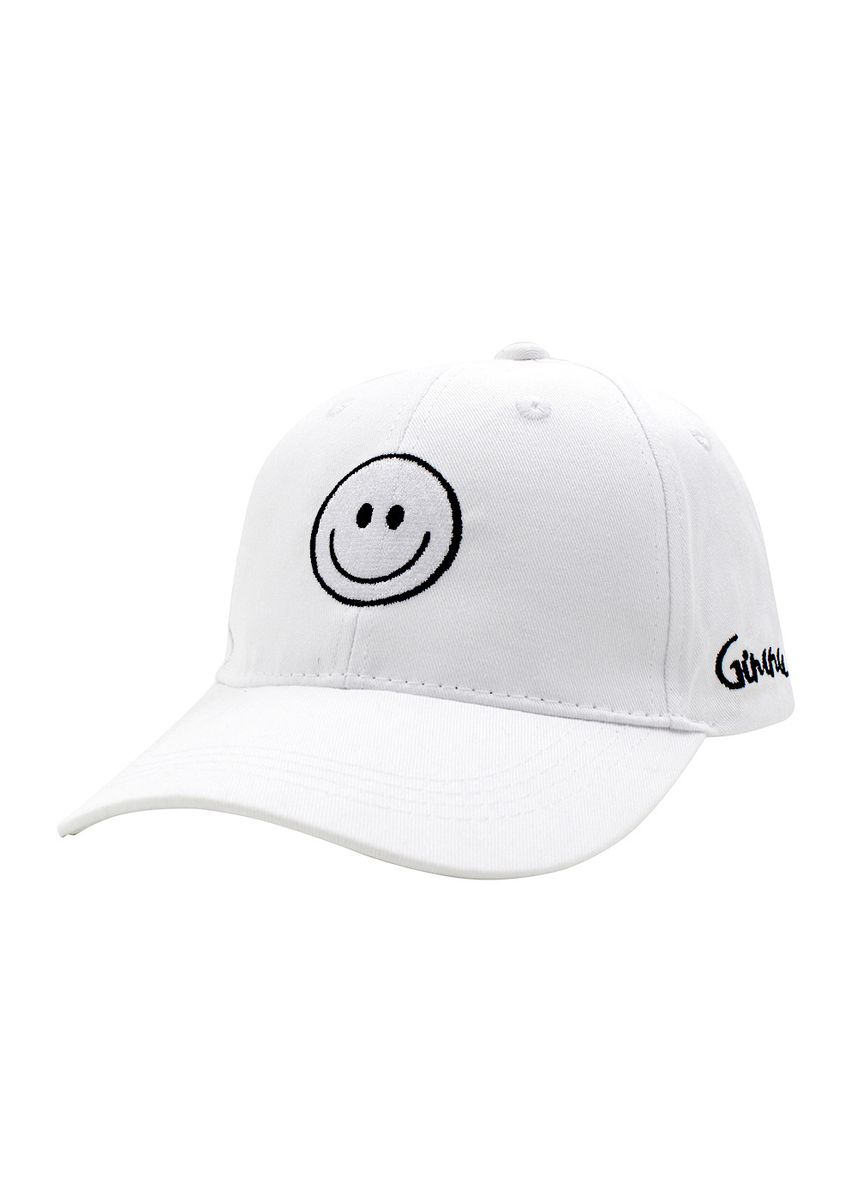 White color  . Digisoria Unisex Hip-Hop  Sports Cap -