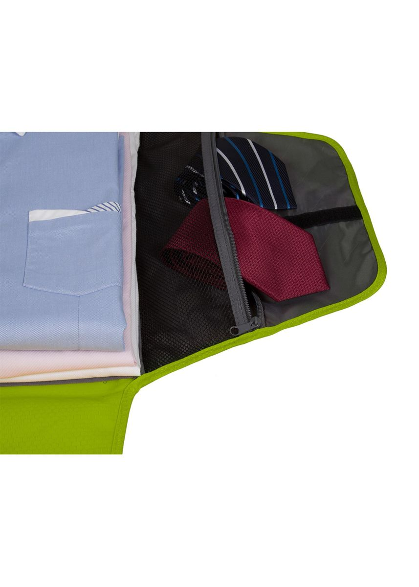 Green color Travel Wallets & Organizers . Bagsmart Luggage Travel Gear Folder -