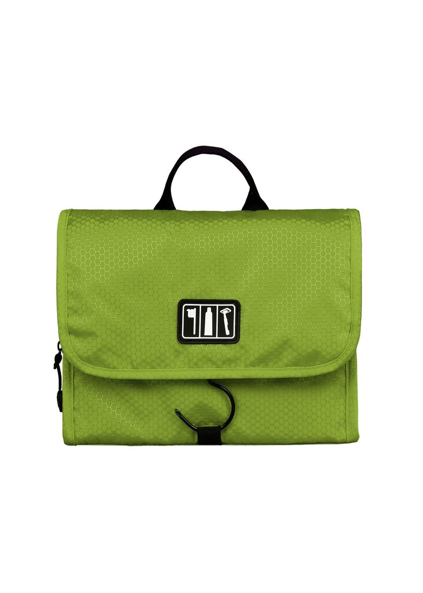 Green color Travel Wallets & Organizers . Bagsmart Waterproof Toiletry With Hanger -