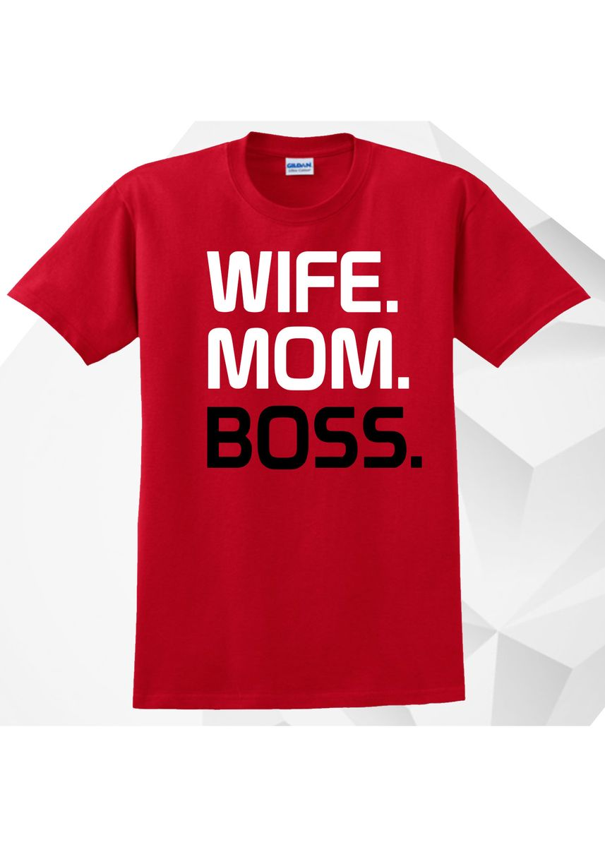 Red color Tees & Shirts . AC Prints Unisex Statement T-shirt -