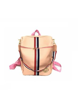 Khaki color Ransel . Jabbar Ransel Wanita Plus -