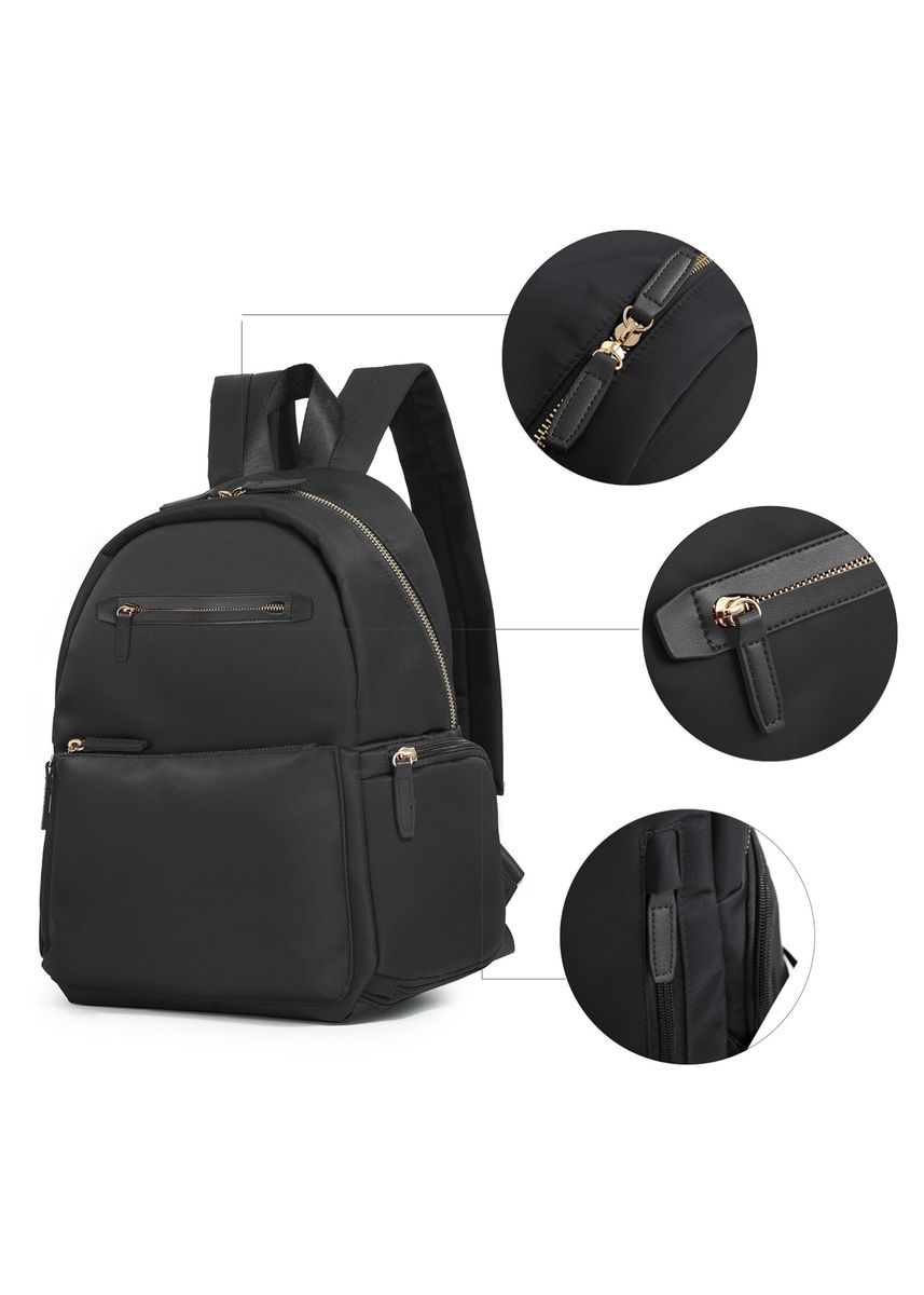 Black color Hand Bags . Ecosusi Women's Backpack -