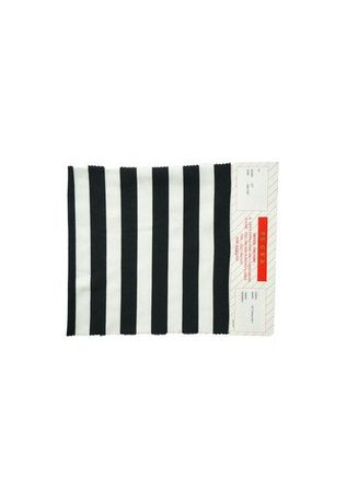 Black color Cotton . DK Tulang Salur -