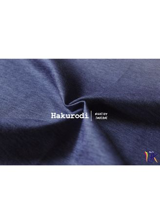 Grey color Cotton . HAKURODI -