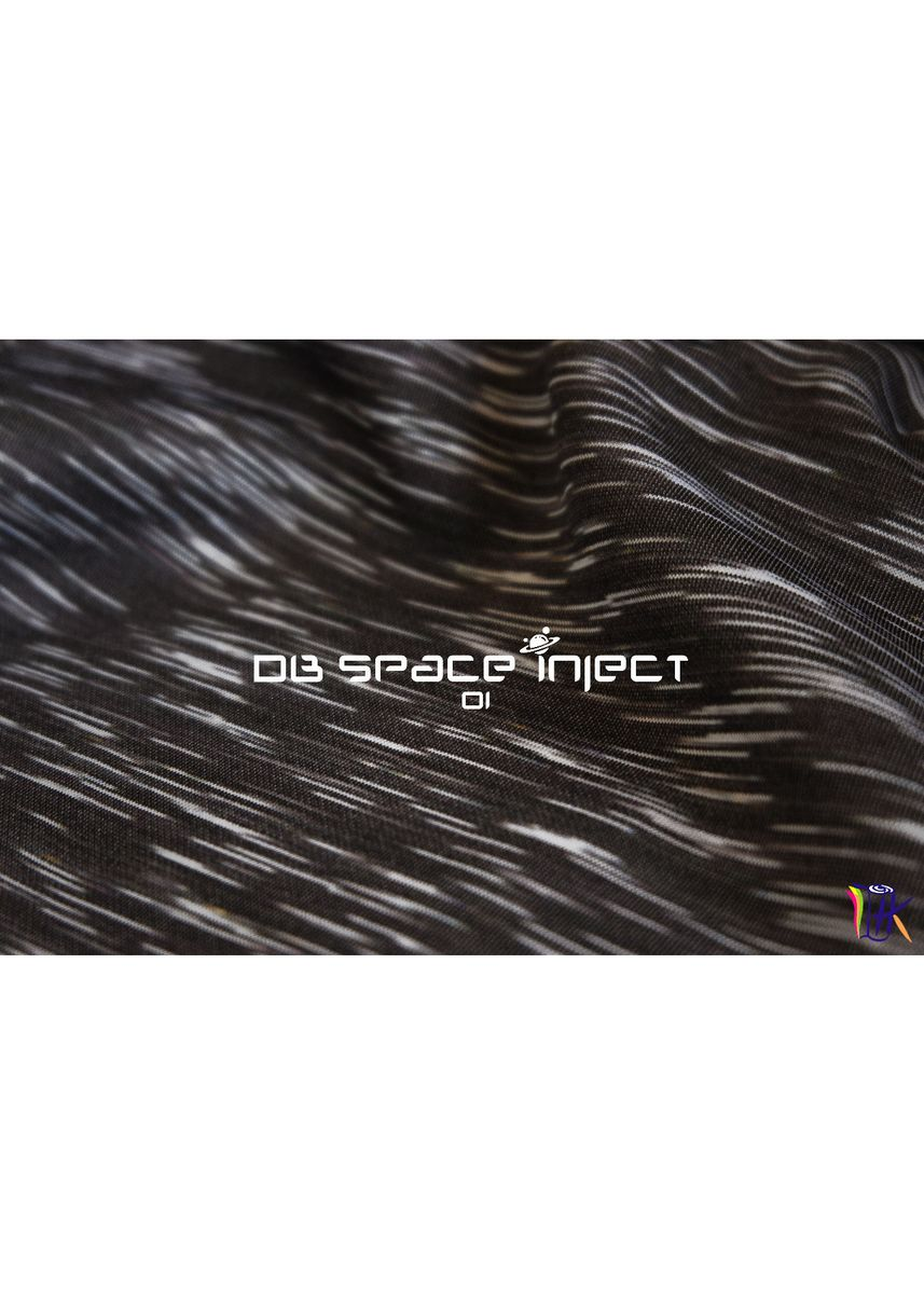 White color Cotton . DB SPACE INJECT 6 -