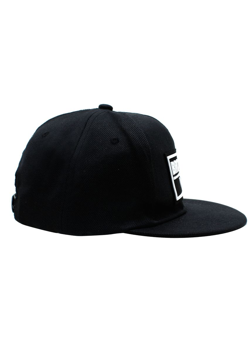 Black color  . Digisoria Unisex Denim Hip-Hop  Snapback Cap -