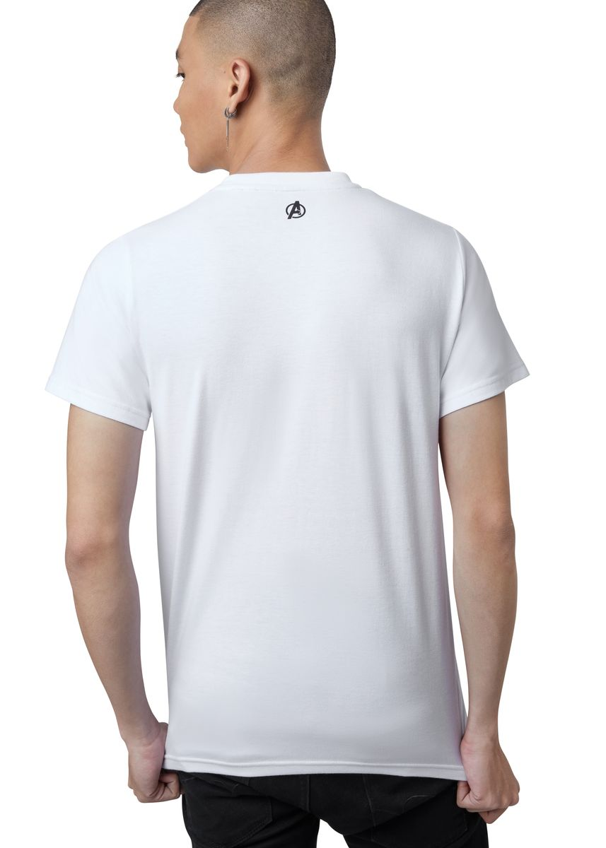 White color T-Shirts and Polos . Official Invincible T-Shirt -