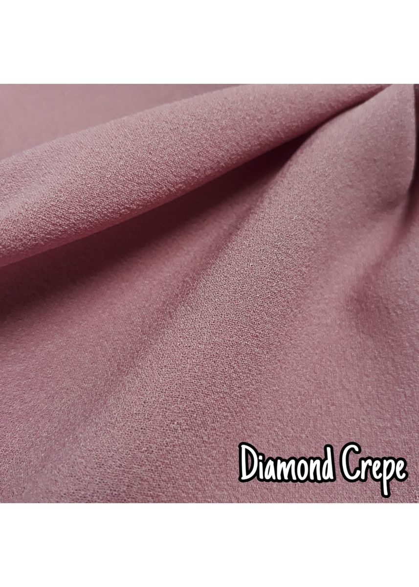 Multi color Polyester . Diamond Crepe -