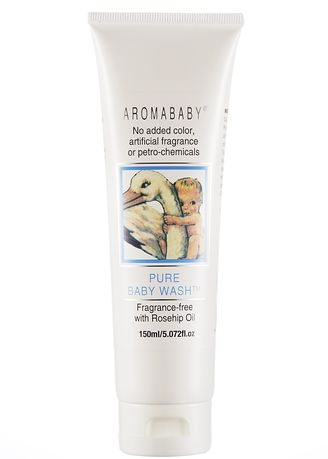 Body Wash . Aromababy Pure Baby Wash With Organic Rosehip Oil - 150ml -