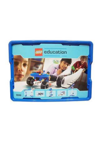 . Lego Education 9686 Simple Powered Machines -