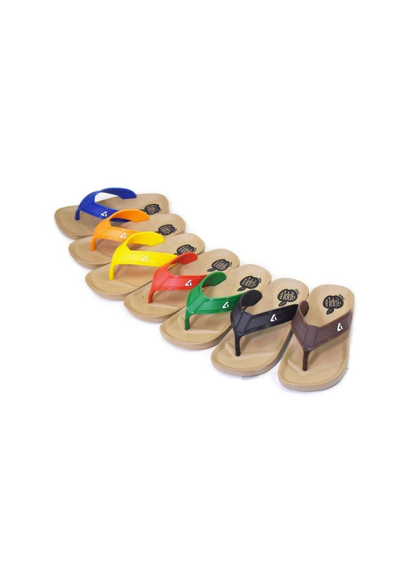 Multi color Sandals and Slippers . FT892 -