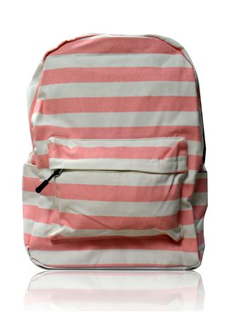 Pink color Backpacks . Mogao Lovely Backpack -