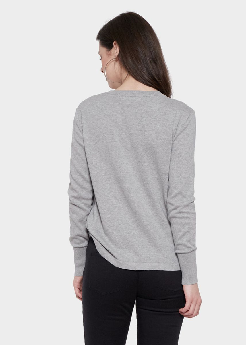 Grey color Tops and Tunics . Morphidae Claretta Women Blouse in Grey -