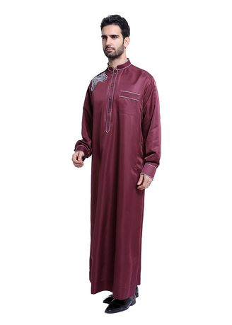 . Men's Muslim Thobe High Class -