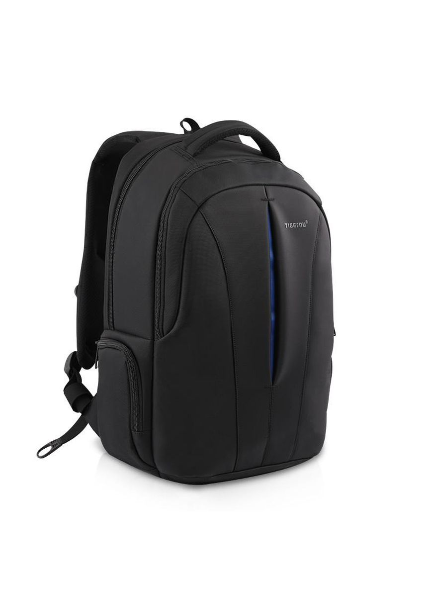 Black color Backpacks . Tigernu B3105 Tas Ransel Laptop Anti Theft Waterproof Backpack For Notebook Up To 15.6 Inch - Black Blue -