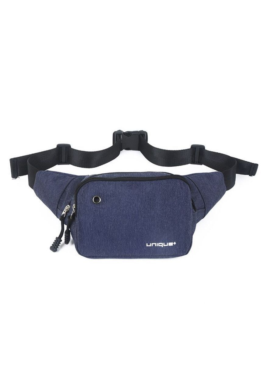 Blue color Messenger Bags . uNiQue CB-WB Tas Pinggang Outdoor Sport Travel Fitness Running Bag -