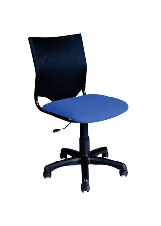 Blue color Home Decor . Kursi Kantor Chitose Duo 02 -