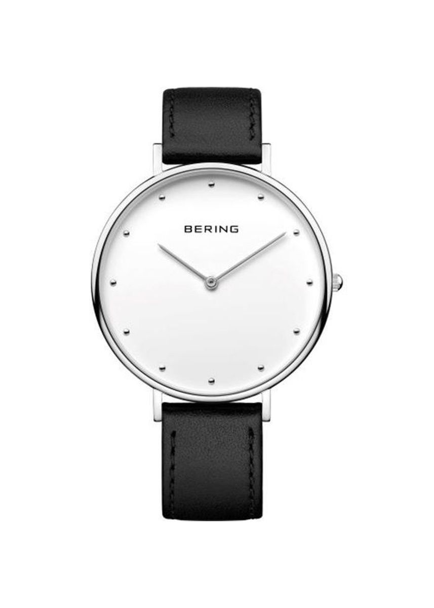 White color Analog . Classic White 39mm Women's Watch -