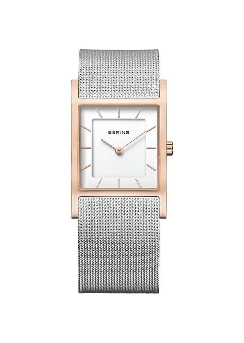 Silver color Analog . Classic Silver 26 mm Women's Watch -