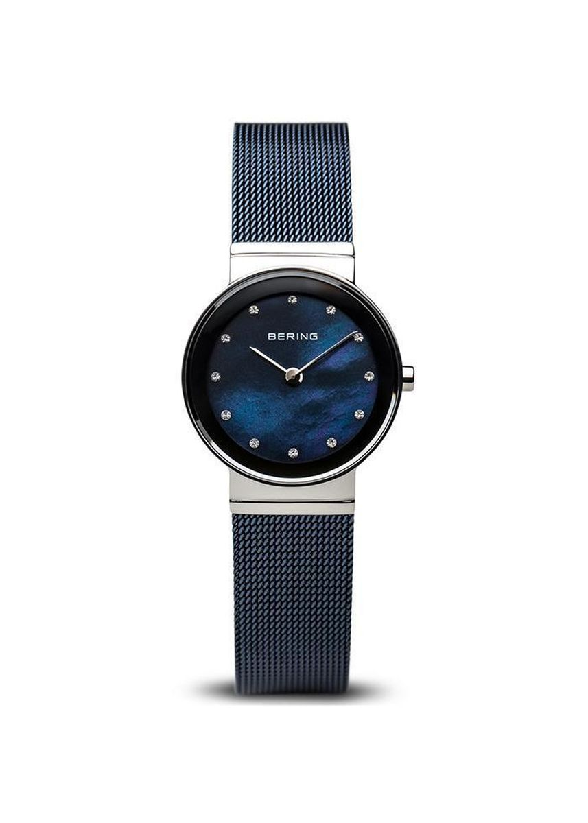 Blue color Analog . Classic 26 mm Women's Watch - Blue -