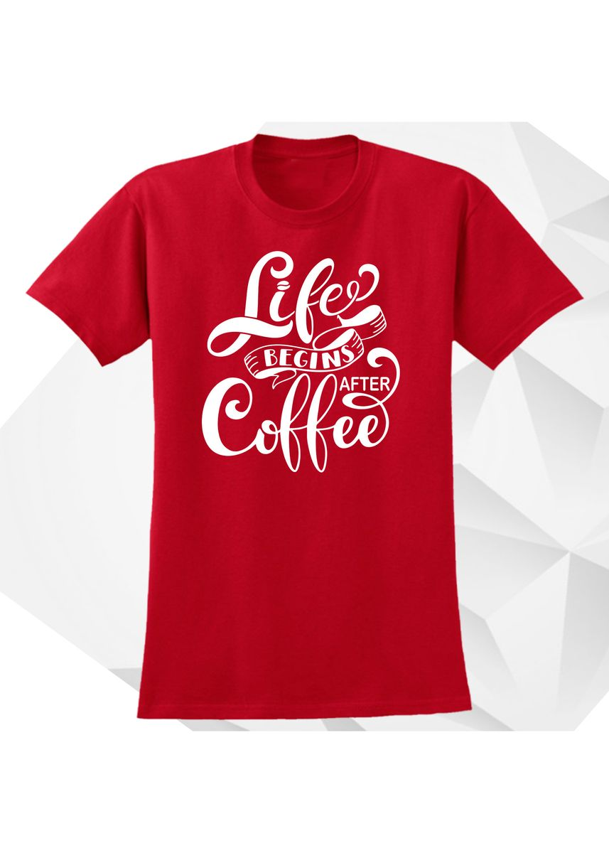 Red color Tees & Shirts . AC Prints Women's Printed T-shirt -