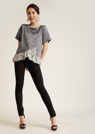 Tops and Tunics . Monischa Sleeve Blouse -