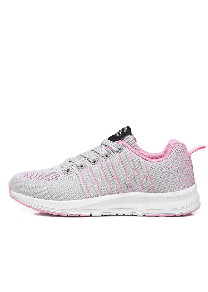 Pink color Sports Shoes . Spring New Sneaker Women's Running Shoes -